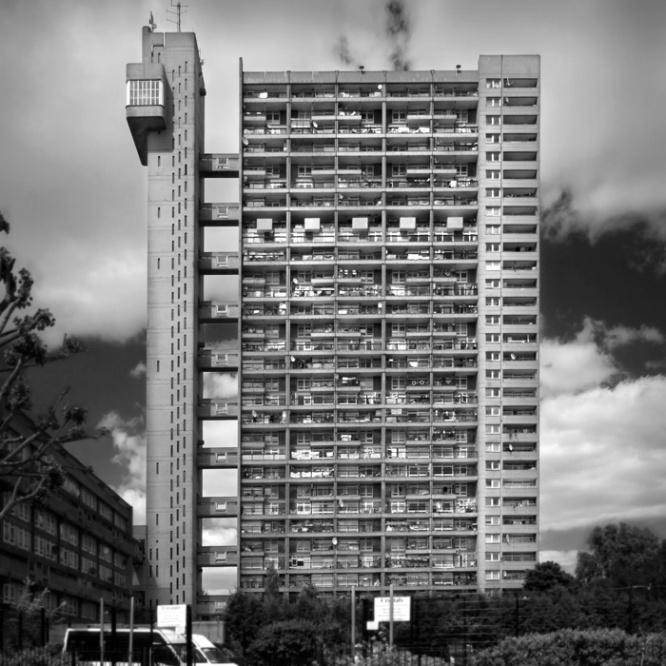 Trellick Tower - London