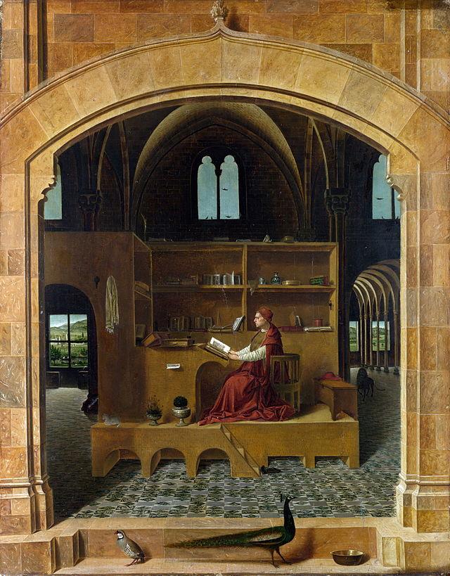 Antonello da Messina, National Gallery di Londra, 1474-75