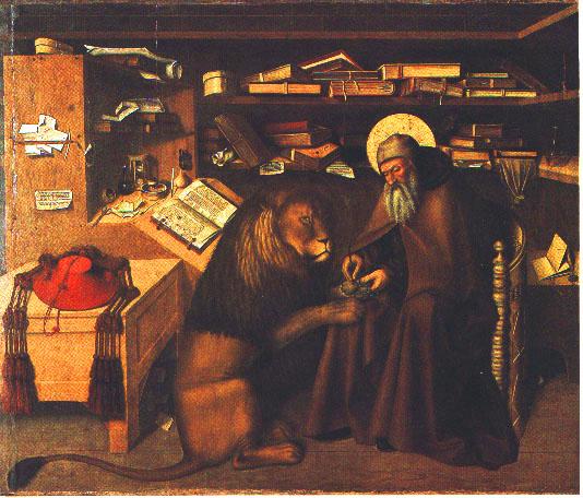 Colantonio, Museo di Capodimonte, Napoli (1444)
