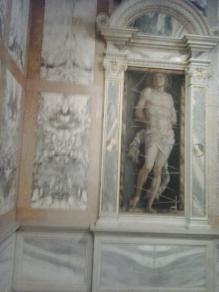 San Sebastiano - Andrea Mantegna