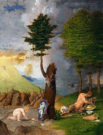 Allegoria del Vizio e della Virtù