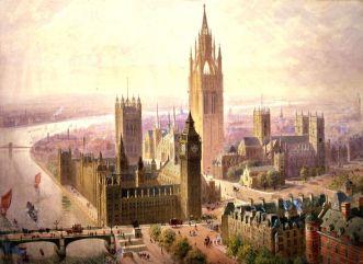 La torre più alta di Londra, mai realizzata